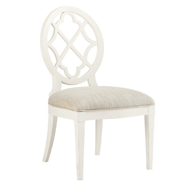 Ivory Key Upholstered Dining Chair by Tommy Bahama Home