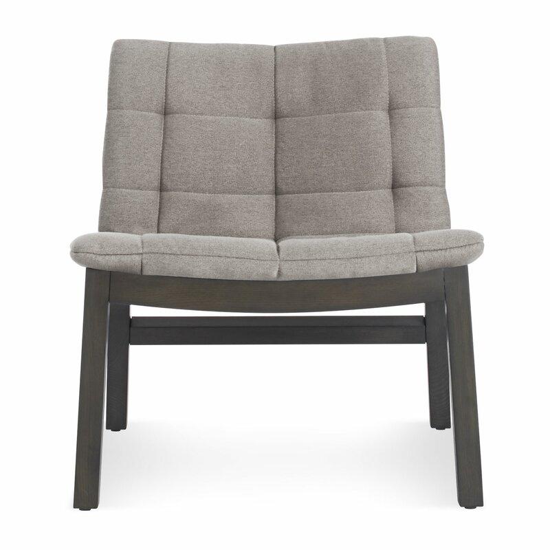 Enjoyable Wicket Smoke Slipper Chair Ibusinesslaw Wood Chair Design Ideas Ibusinesslaworg
