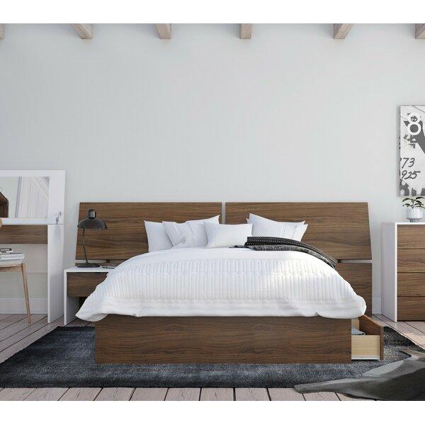 Mckeehan Platform 2 Piece Bedroom Set by Ivy Bronx