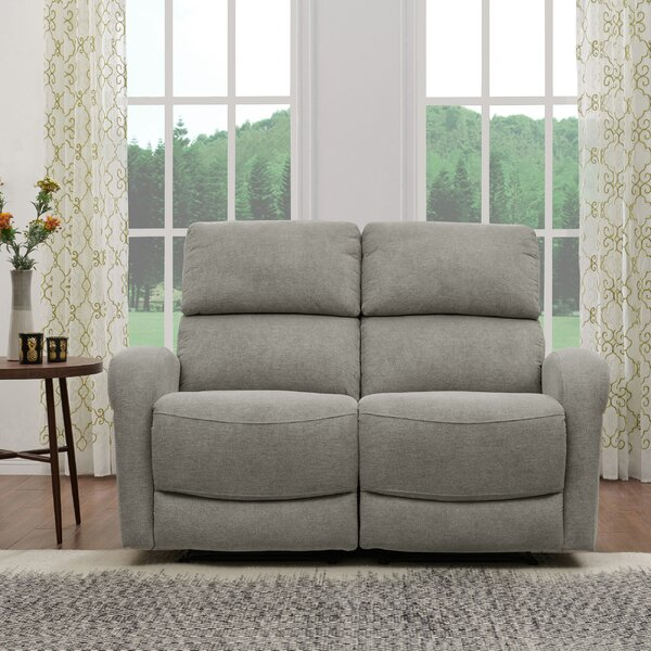 Fine Brand Polkton Reclining Loveseat Sweet Savings on