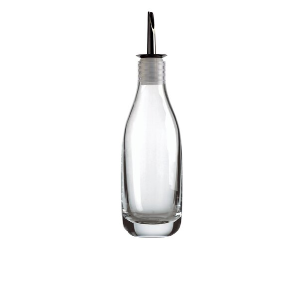 Gusto Glass Olive Bottle by Majestic Crystal