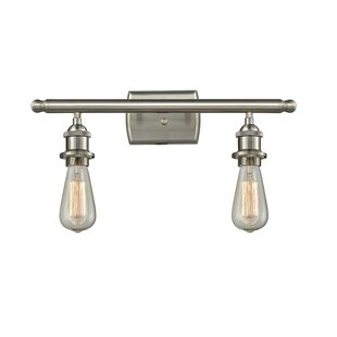 Find for Briele Bare Bulb 2-Light Vanity Light By 17 Stories