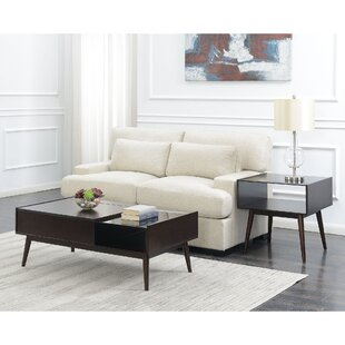 Bargain Ibrahim 2 Piece Coffee Table Set By Corrigan Studio