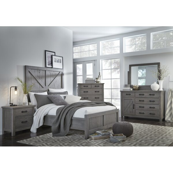 Catawissa Panel Configurable Bedroom Set by Gracie Oaks