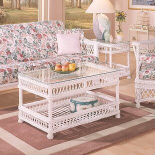 Rosado 2 Piece Coffee Table Set by Bay Isle Home