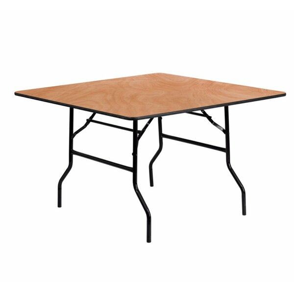 Banquet 48'' Square Folding Table by Offex