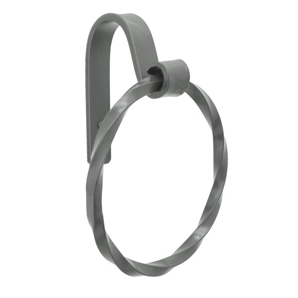 Wiedman Wall Mounted Towel Ring by Loon Peak