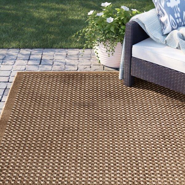 Dondale Weave Beige Indoor/Outdoor Area Rug by Sol 72 Outdoor