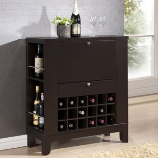 Baxton Studio Wine Bar by Wholesale Interiors