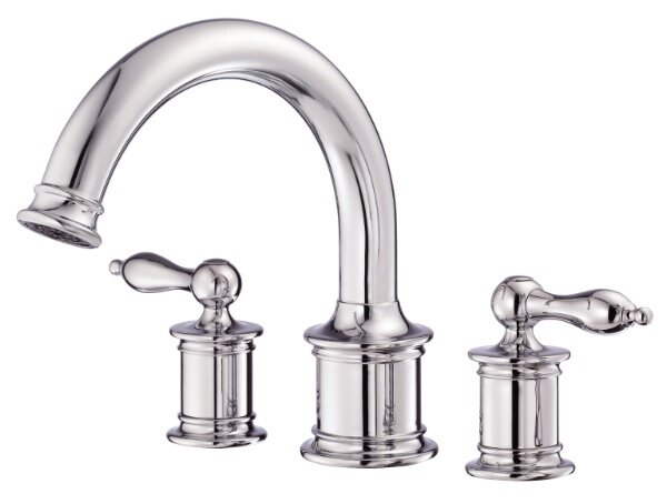Prince Double Handle Deck Mounted Roman Tub Faucet By Danze®