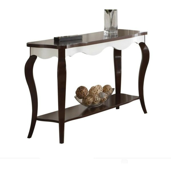 Dantzler Wood Rectangular Console Table By Charlton Home
