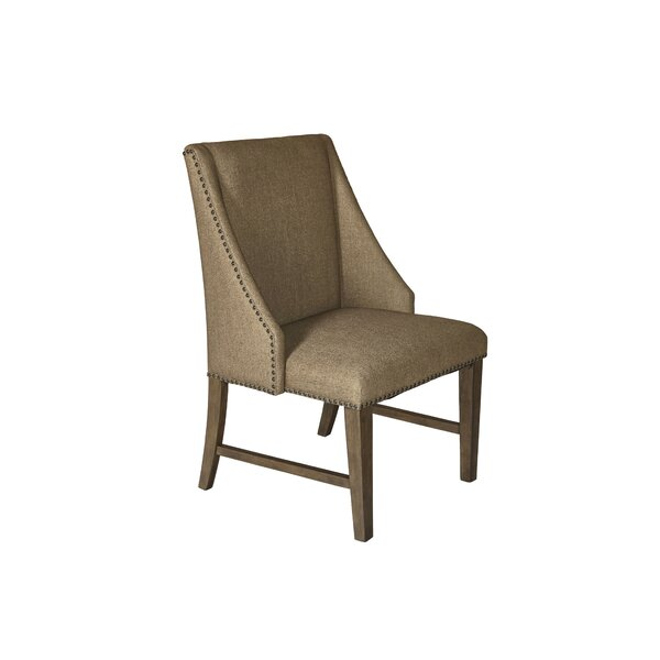 Roldao Upholstered Dining Chair (Set of 2) by Gracie Oaks