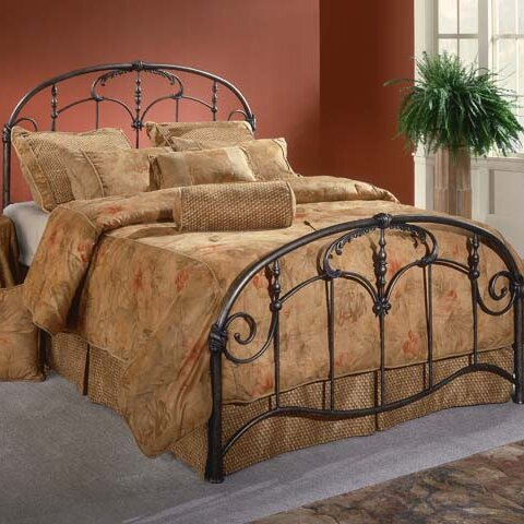 Newbury Standard Bed by Fleur De Lis Living