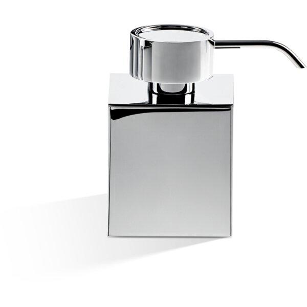 Mahurin Countertop Pump Soap & Lotion Dispenser by Latitude Run