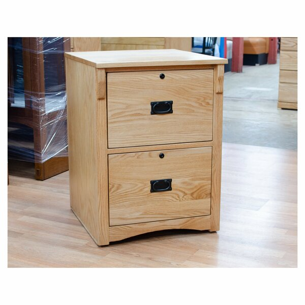 Deveraux 2-Drawer Lateral Filing Cabinet