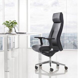 Toomer Multi-Function Ergonomic Executive Chair