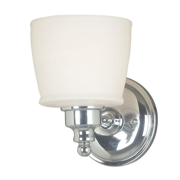 Marquette 1-Light Armed Sconce by Wildon Home ®