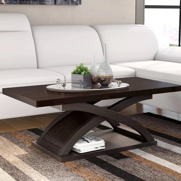 Annica Coffee Table by Wade Logan
