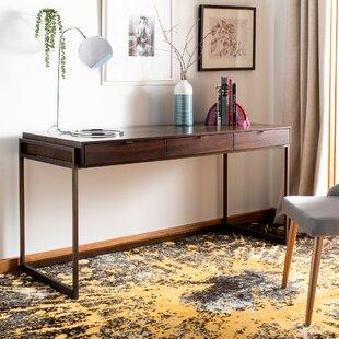 Finn Solid Wood Writing Desk