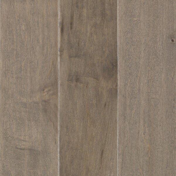 Stately Manor 5 Engineered Maple Hardwood Flooring in Steel by Mohawk Flooring