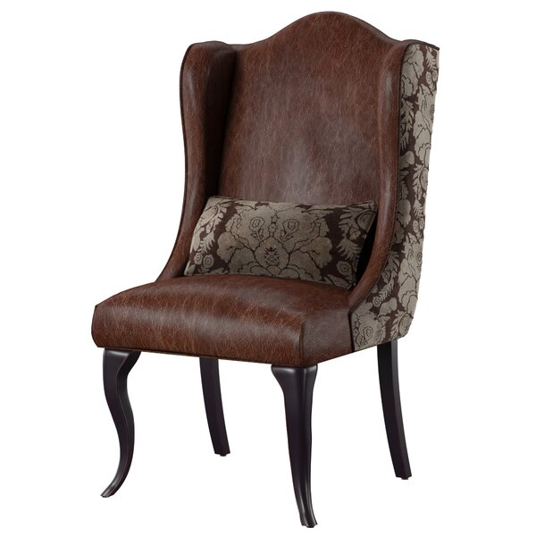 Clairmont Wingback Chair by Astoria Grand