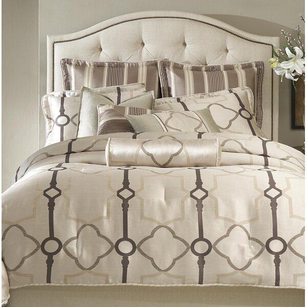 Keystone Court Reversible Comforter Set