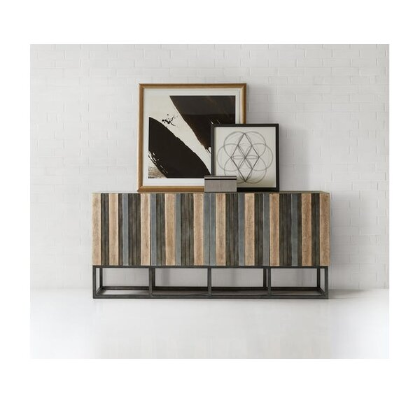 Living Room Melange Brady Credenza by Hooker Furniture