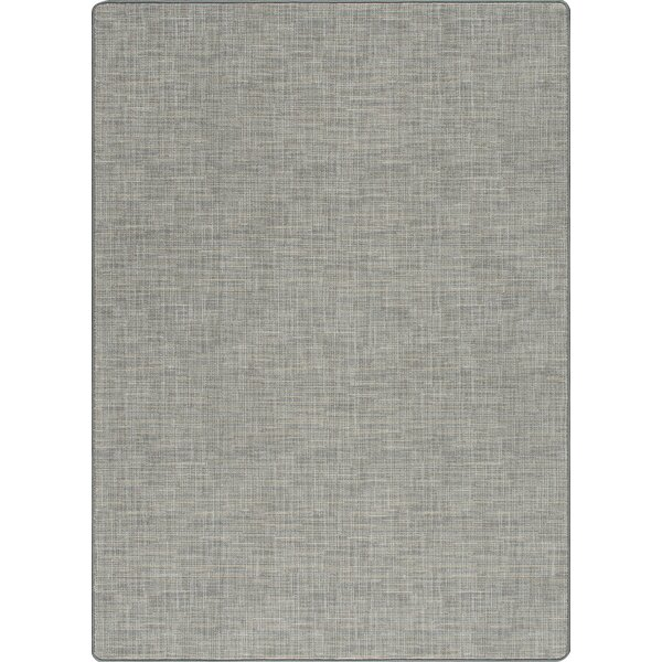 Risborough Broadcloth Chambray Area Rug by Williston Forge