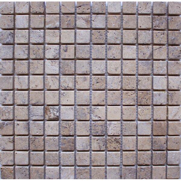 1 x 1 Travertine Mosaic Tile in Philadelphia by Ephesus Stones