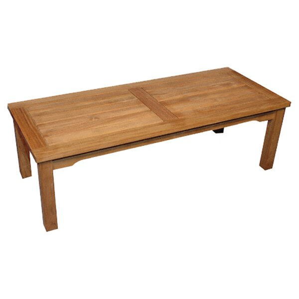 Mission Coffee Table by Regal Teak