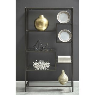 Best Price Jacques Etagere Bookcase By Wrought Studio