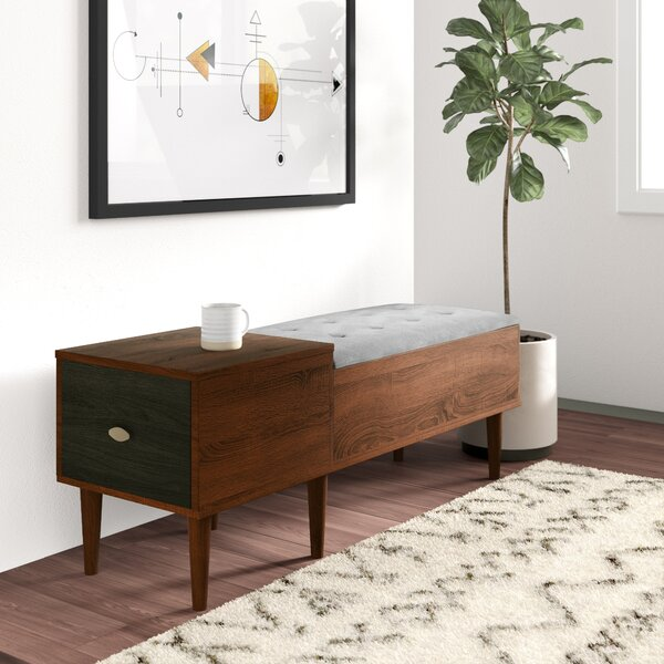 Shoe Storage Bench By George Oliver