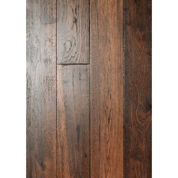 Farmhouse 7-1/2 Engineered Hickory Hardwood Flooring in Maison by Albero Valley