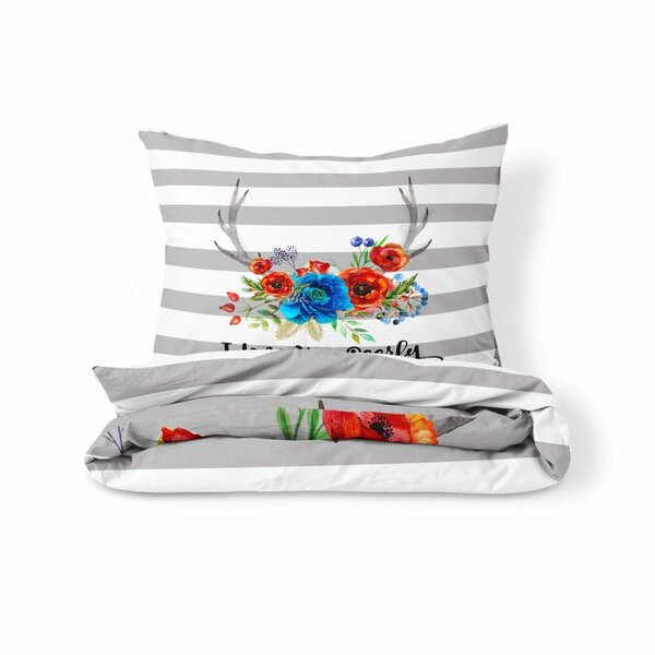 Chepstow I Love You Deerly Duvet Cover Set