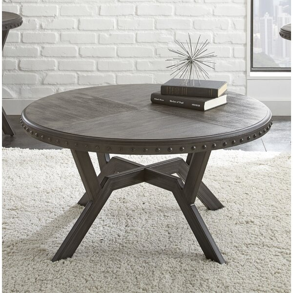 Lincklaen Coffee Table by Gracie Oaks