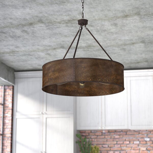 Trent Austin Design Vincent 5 Light Drum Pendant Amp Reviews