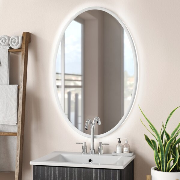 Electric Accent Mirror by Wade Logan