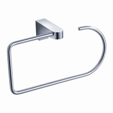 Generoso Wall Mounted Towel Ring by Fresca