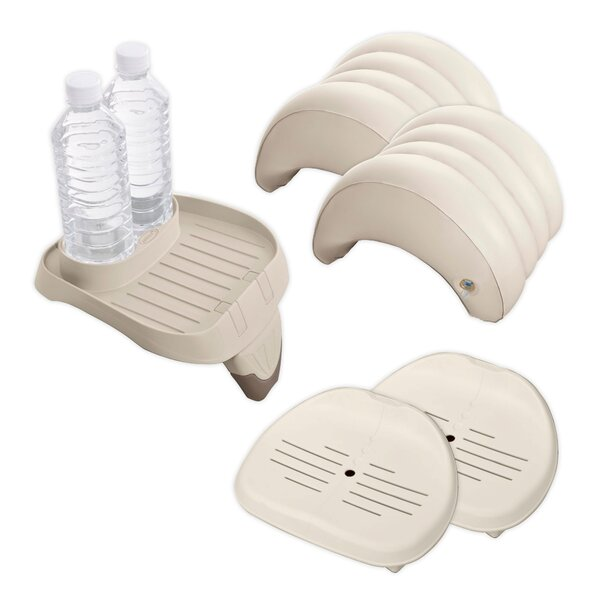 PureSpa 5 Piece Deluxe Kit Set by Intex