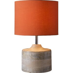 Modern Orange Shade Table Lamps | AllModern