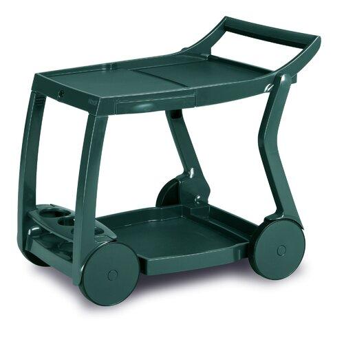 Servierwagen ClearAmbient Farbe: Grün | Küche und Esszimmer > Servierwagen | ClearAmbient