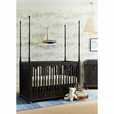 Portable Crib Storage Licorice photo
