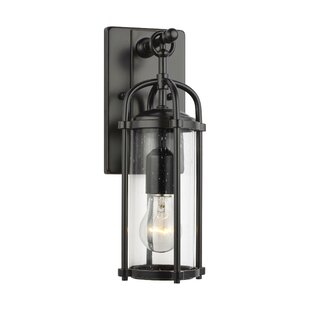 Online Reviews Espana Outdoor Wall Lantern By Millwood Pines
