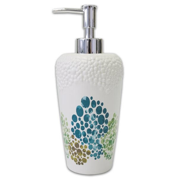 Eilidh Green Tree Lotion and Soap Dispenser by Ivy Bronx