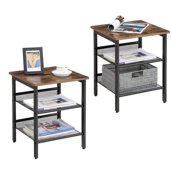 Canby End Table Set (Set Of 2) By Williston Forge