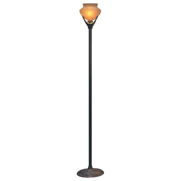 Beaux Arts 69 Torchiere Floor Lamp by Robert Abbey