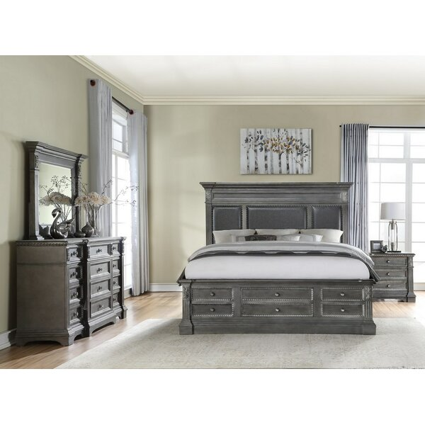 Marseille Standard Configurable Bedroom Set by Astoria Grand