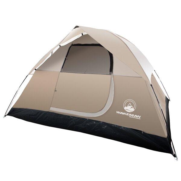 Wakeman Dome 4 Person Tent by Lavish Home
