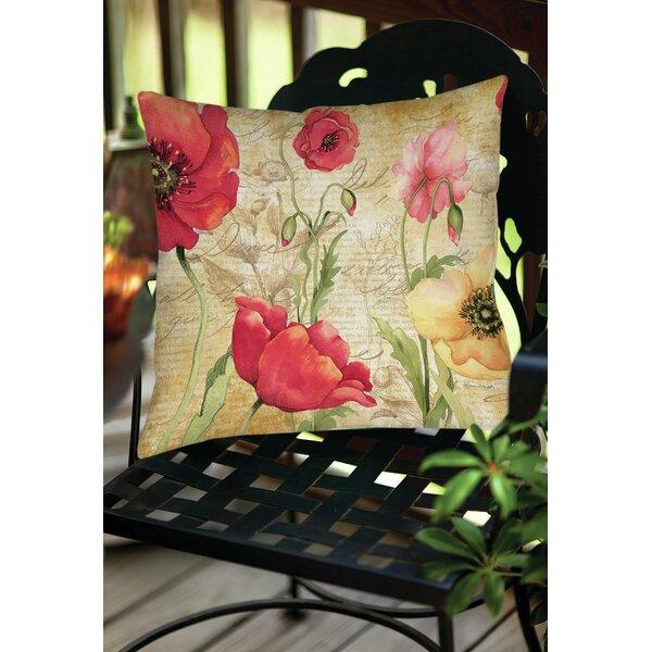Manuela Indoor/OutdoorThrow Pillow by Red Barrel Studio