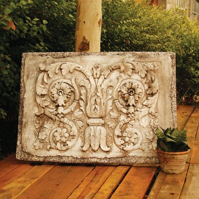 OrlandiStatuary Tanzarian Plaque Wall Decor | Wayfair